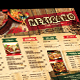 Mexican Menu Board - GraphicRiver Item for Sale