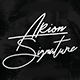 Arion Signature Typeface - GraphicRiver Item for Sale