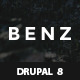 Benz - Multipurpose Drupal 8 Theme - ThemeForest Item for Sale