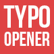 Color Typo Dynamic Opener - VideoHive Item for Sale