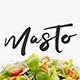 Masto Typeface - GraphicRiver Item for Sale