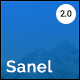 Sanel - Creative Coming Soon Template - ThemeForest Item for Sale