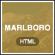 Marlboro - eCommerce HTML5 Template - ThemeForest Item for Sale