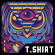 Eyes of Ra T-Shirt Design - GraphicRiver Item for Sale