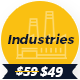 Industries - Factory, Engineering Company, Industrial Business WordPress Theme Nulled