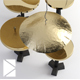 Gervasoni Brass Collection - 3DOcean Item for Sale