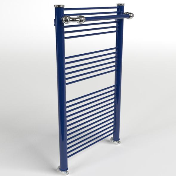 Towel Radiator 4 - 3DOcean Item for Sale