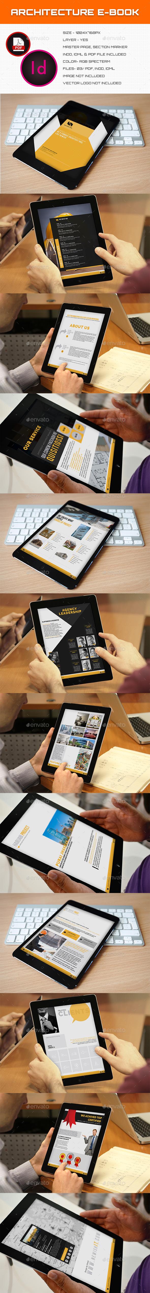 Architect Profile E-book - ePublishing