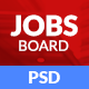 Dexjobs Job Board PSD Template - ThemeForest Item for Sale