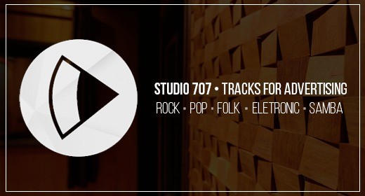 STUDIO 707 • TRACKS FOR ADVERTISING