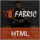 Fabric eCommerce HTML5 Template Nulled