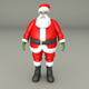 Santa Clause - 3DOcean Item for Sale