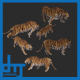 Tiger Runaway Pack - VideoHive Item for Sale