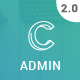 Clear - VueJS + Laravel Admin Template Nulled
