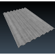 Slate Roof 1130x1750mm 8 Waves - 3DOcean Item for Sale