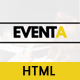 Eventa - One Page Event HTML Template - ThemeForest Item for Sale