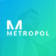 Metropol - A WordPress Theme For Investment & Finance - ThemeForest Item for Sale