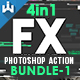 FX Photoshop Action Bundle v1 - GraphicRiver Item for Sale