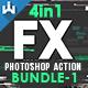 FX Photoshop Action Bundle v1