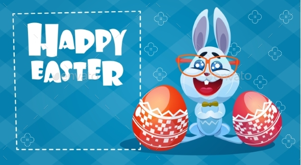 Rabbit Easter Holiday Bunny - Miscellaneous Seasons/Holidays