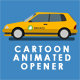 Animated Taxi Opener - VideoHive Item for Sale