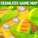 Tileable Seamless Forest Vertical Game Map - GraphicRiver Item for Sale