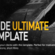 Slide Ultimate Template - VideoHive Item for Sale