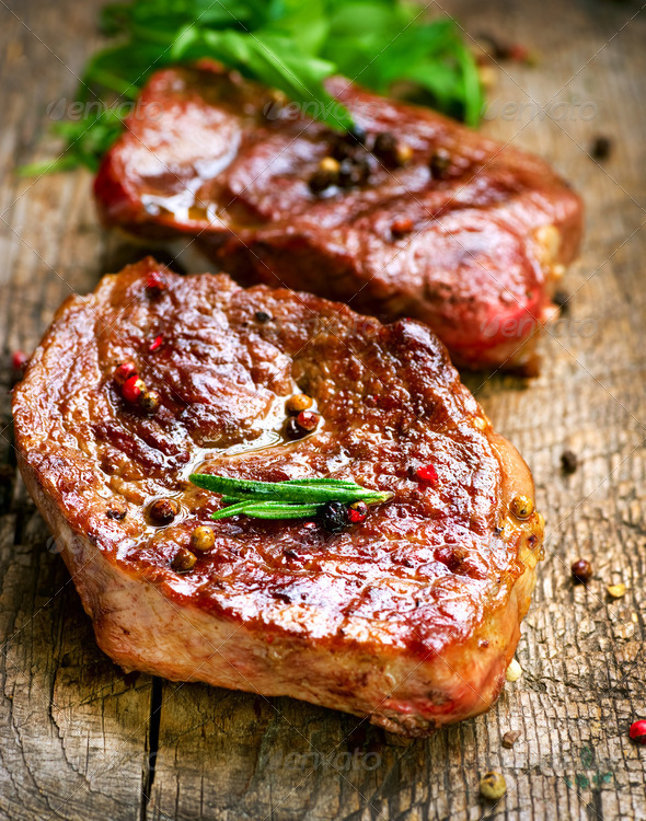 Steak - Stock Photo - Images