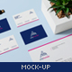 Branding / Identity Mock-up - GraphicRiver Item for Sale