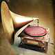 Gramophone - 3DOcean Item for Sale