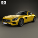 Mercedes-Benz AMG GT 2014 - 3DOcean Item for Sale