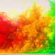 Color Blast Logo Reveal - VideoHive Item for Sale