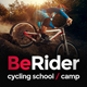 BeRider - Mountain Bike School / MTB Camp / Cycling Courses Responsive Muse Template - ThemeForest Item for Sale