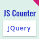 JS Counter - jQuery social counter plugin - CodeCanyon Item for Sale