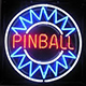 Arcade Pinball Video Game