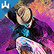 Animated Color Dust Photoshop Action - GraphicRiver Item for Sale
