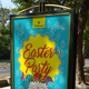 Easter Party Poster Template 46 - GraphicRiver Item for Sale