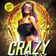 Crazy Night out Flyer - GraphicRiver Item for Sale