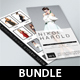 6 Fashion Template Bundle