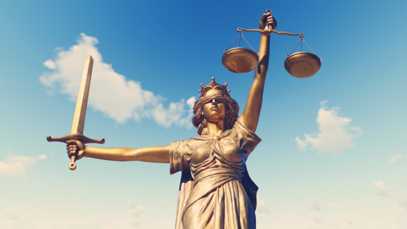 The History of Lady Justice