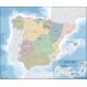 Map of Spain - GraphicRiver Item for Sale