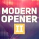 Dynamic Modern Opener II - VideoHive Item for Sale
