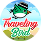 The Traveling Bird - Endless Android Game with Admob - CodeCanyon Item for Sale