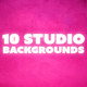 Studio Photo Backdrops - GraphicRiver Item for Sale