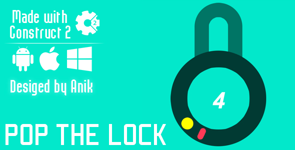 Open The Lock - HTML5 Game (CAPX) - CodeCanyon Item for Sale