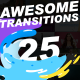 Freaking Awesome Transitions - VideoHive Item for Sale