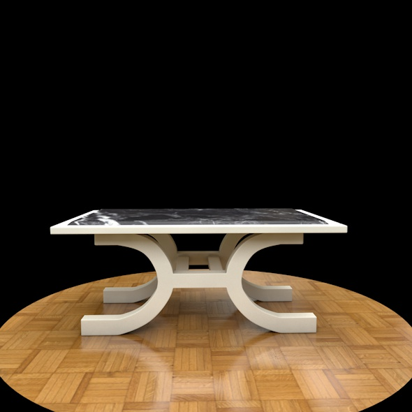 table Classic - 3DOcean Item for Sale