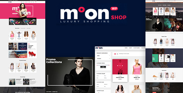 Moon Shop – Responsive eCommerce WordPress Theme for WooCommerce