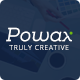 Powax - One Page Parallax - ThemeForest Item for Sale