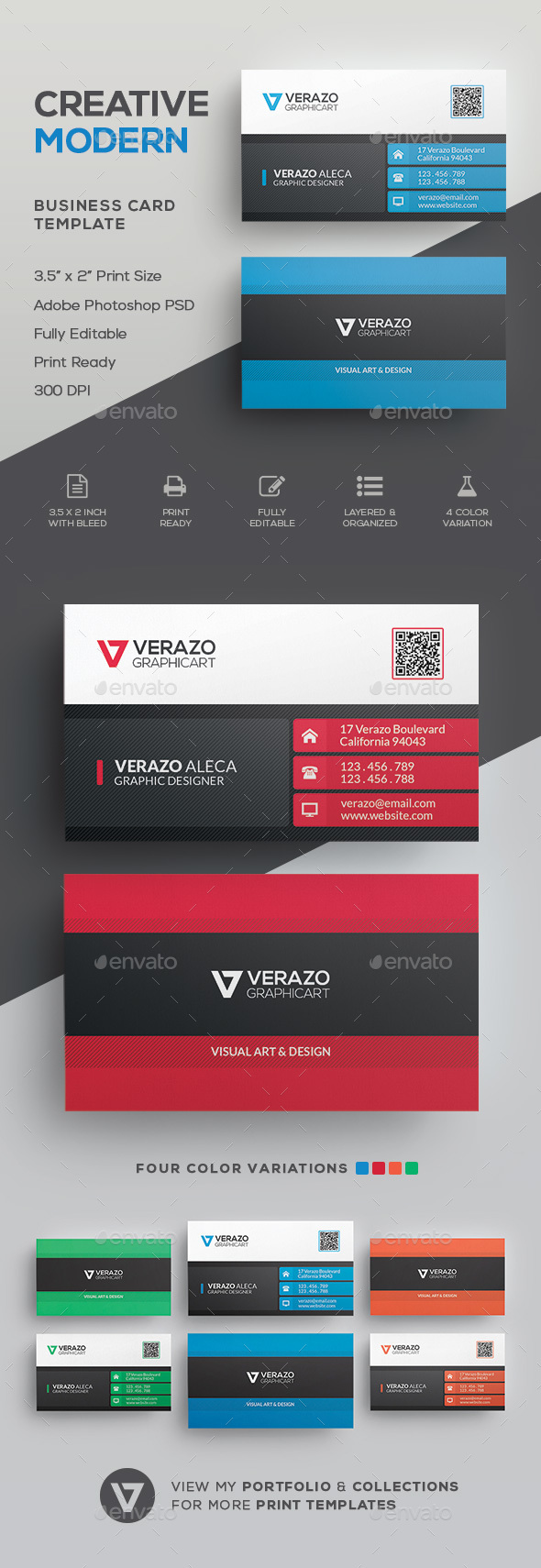 Corporate Business Card 07 - Corporate Business Cards